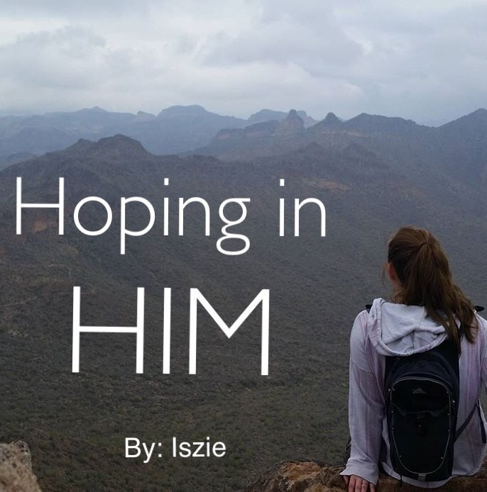 Hoping in Him